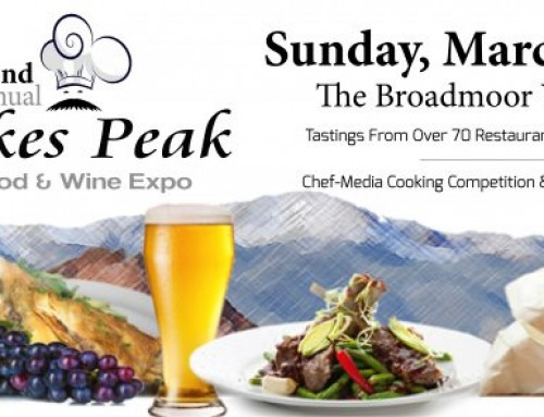 Pikes Peak Food & Wine Expo Benefits Marian House