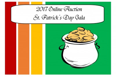 2017 St Patrick's Day Gala Online Auction Image
