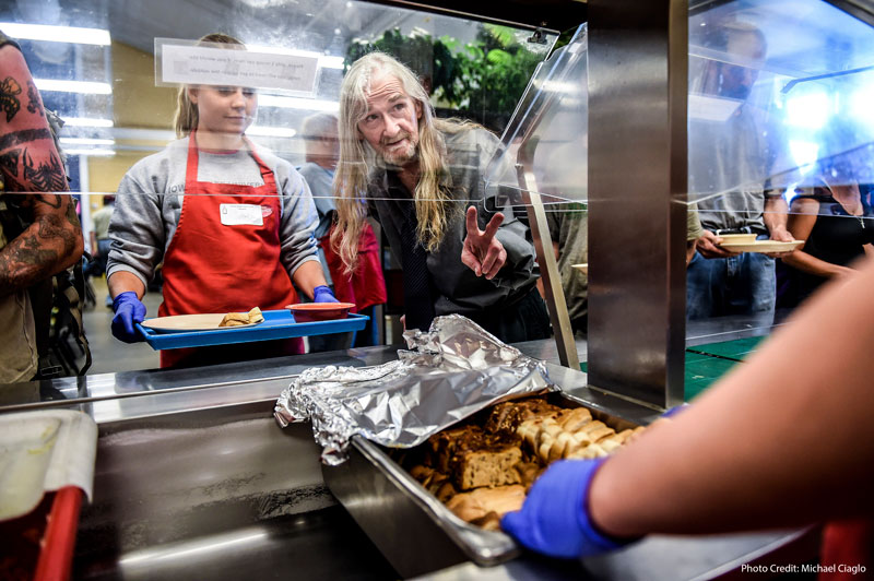 Families Experience Hunger Everyday