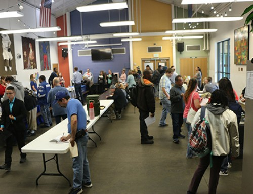 Job Fair at Catholic Charities a Huge Success!