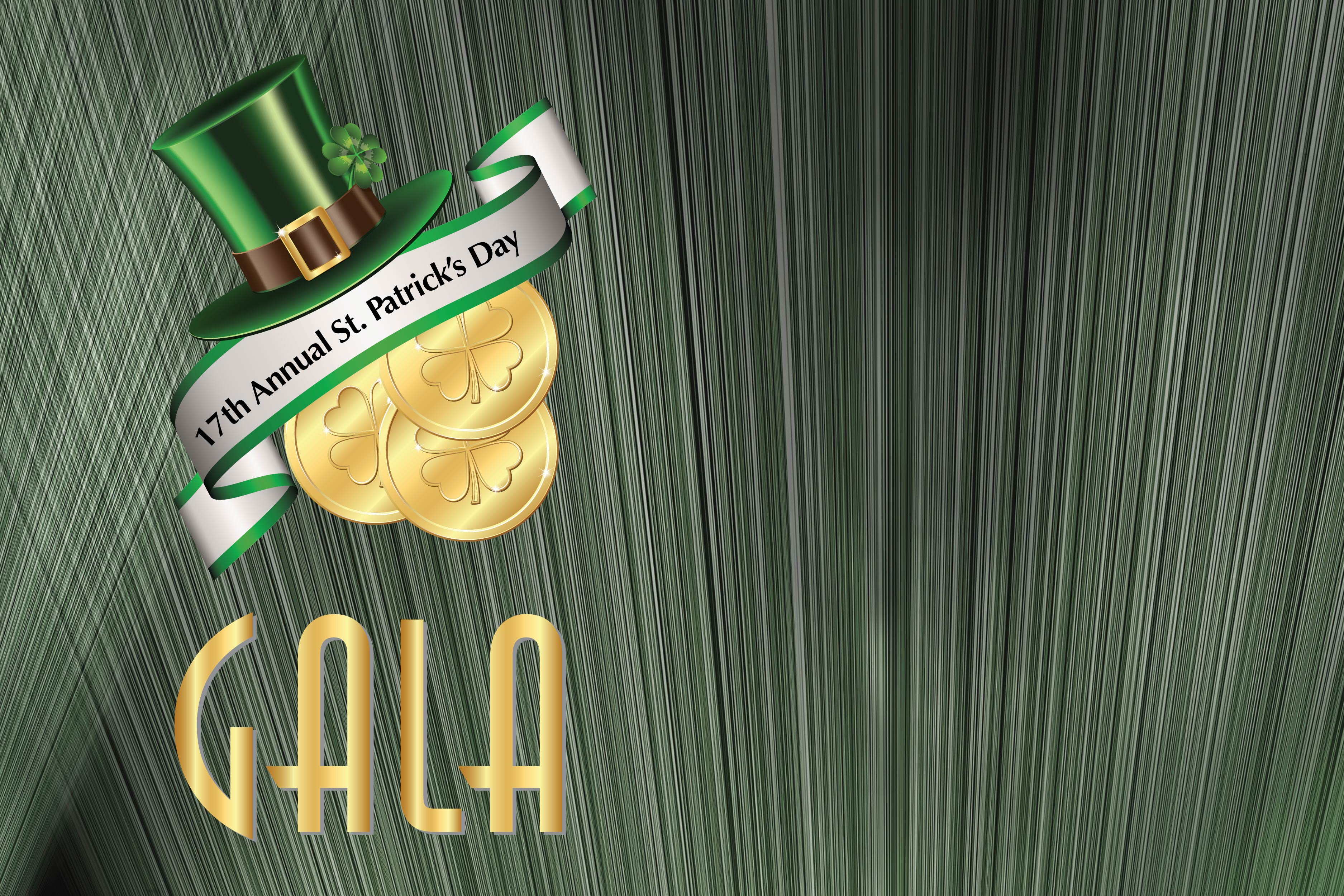 St. Pat's Gala Tickets Are Available!