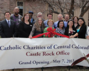 catholic charities castle rock