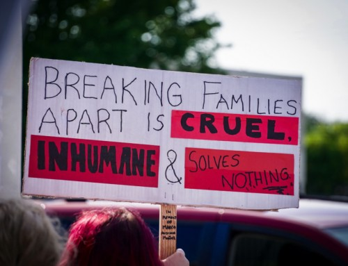 Separating Families is Unjust and Inhumane