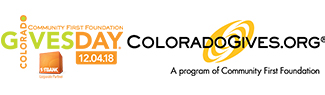 image of colorado gives day logo